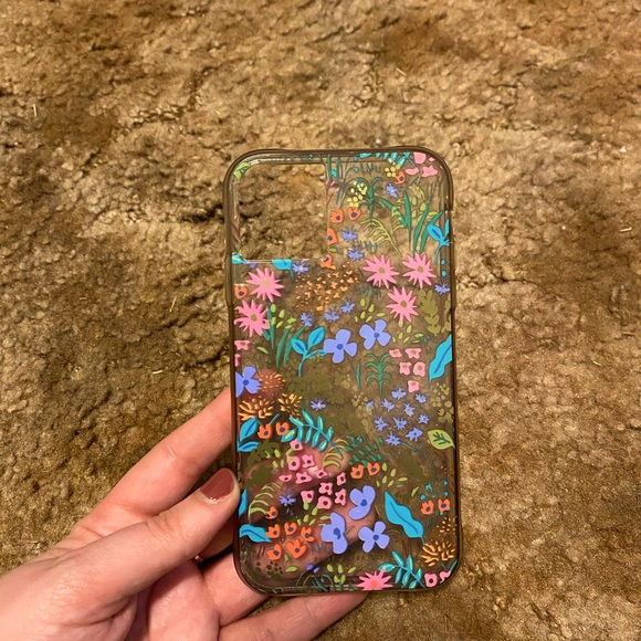 Rifle Paper Company Floral iPhone 11Case